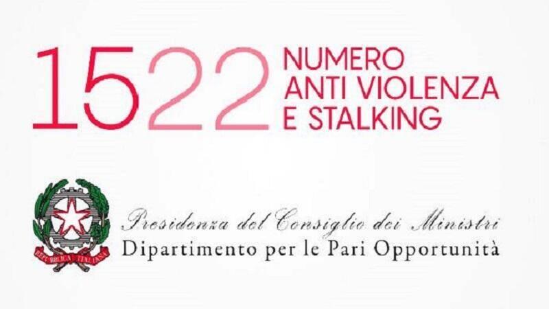 1522 NUMERO ROSA anti violenza e stalking / Violenza di genere / Pari Opportunità / Aree tematiche / Comune di Mori - Comune di Mori