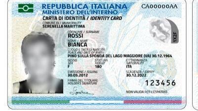 Carta d\'Identità Elettronica / Anagrafe / Servizi demografici / Aree ...